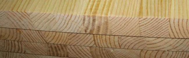 Tablero alistonado macizo de madera caballero le n - Tablero de madera maciza ...