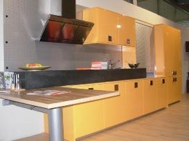 Cocina mdl. Suiza Amarillo
