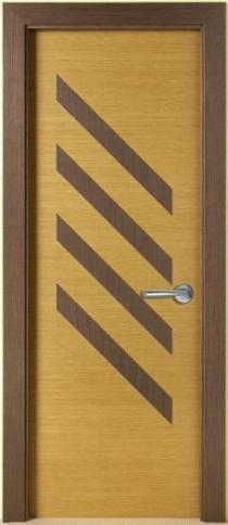 Puerta Modelo 6624 Roble